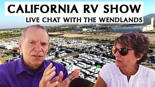 Live from the California RV Show