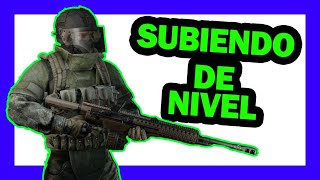 ESPAÑOL - SUBIENDO NIVEL