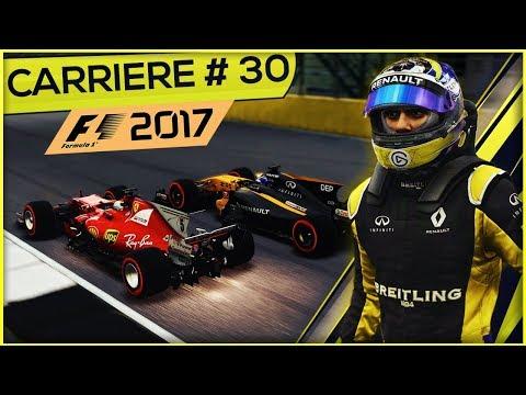 F1 2017 (FR) - Mode Carrière #30 - Extraire toute la performance