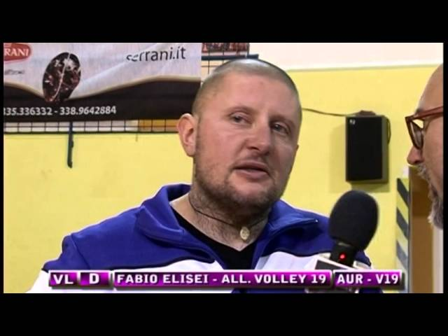 Interviste Aurelio vs Volley 19