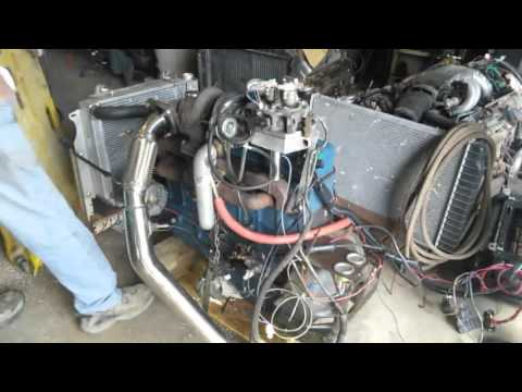 TURBO 235 chevy inline 6