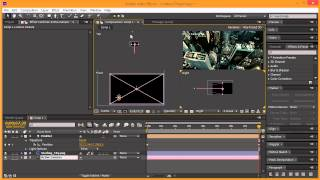 Missile Explosion VFX After Effects Trapcode Particular Basics Tutorial Part 1