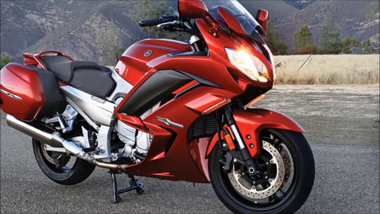Putting the Sport in Sport-touring : motorcycles