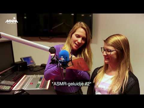ASMR met Nina Verschueren en Dorianne