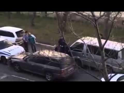 Дерзкий побег из рук полиции