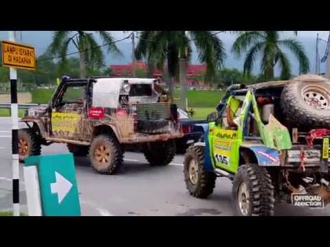 2014 Rainforest Challenge (RFC) - Malaysia - S01 E02 - Offroad Addiction TV