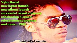 Vybz Kartel New Album name, release date and more info.