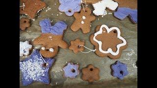 Jak zrobić Świąteczne pierniczki i lukier dekoracyjny