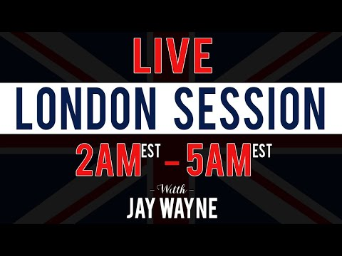 London session opening time forex