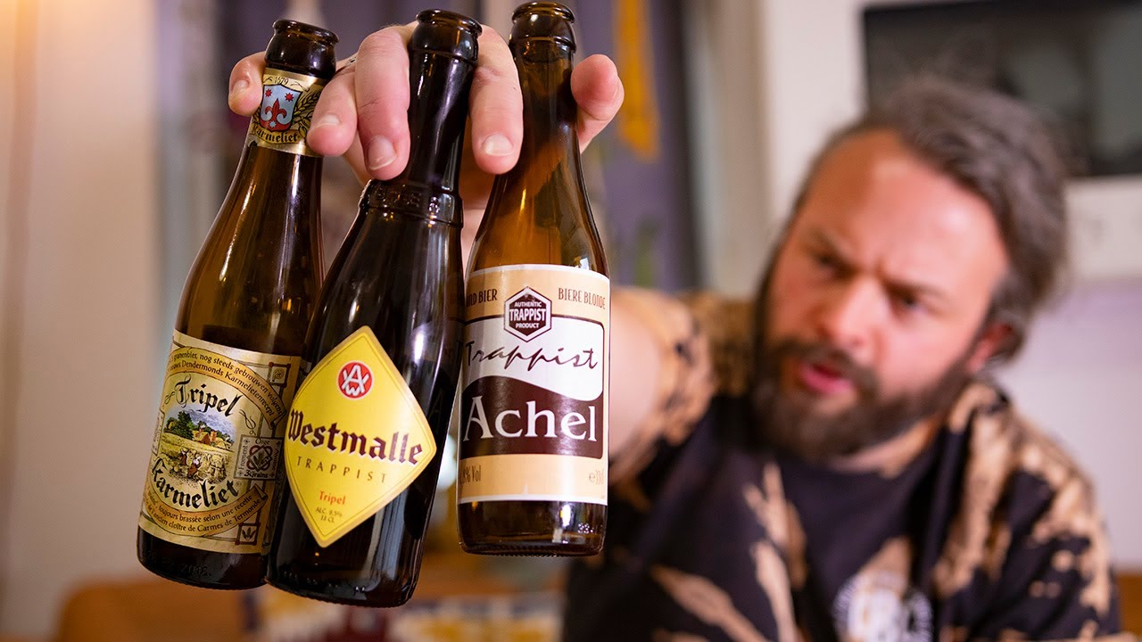 Battle of the Belgian Tripels!   The Craft Beer Channel