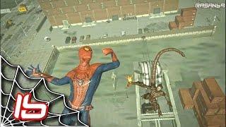 The Amazing Spider-Man (PC) walkthrough part 16 (Scorpion, round 2)