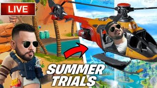 🔴SUMMER TRIALS - DUDE,I'M A CHOPPA - TEAM ITALY (allenamento)