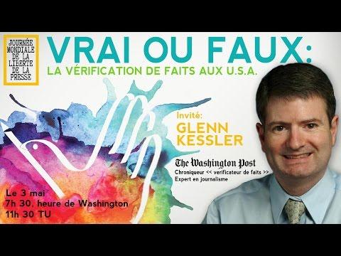 Journée mondiale de la liberté de la presse: Vrai ou faux : la vérification des faits aux USA