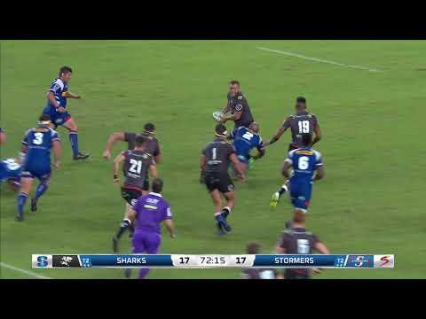 TRY of the WEEK: 2018 Super Rugby Week #10