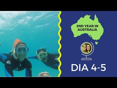 AUSTRALIA //2nd YEAR// DAY 4-5