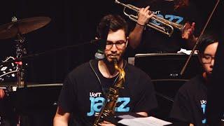 UofT Jazz Performance | UofT Jazz Orchestra | TEDxUofT