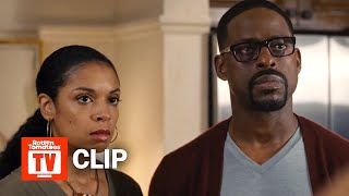This Is Us S04E07 Clip  39The Gloves Come Off Over Deja and Malik39  Rotten Tomatoes TV