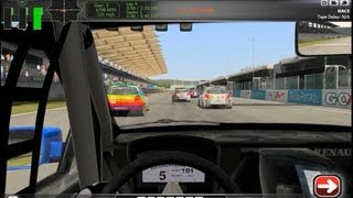 rFactor 2 Gameplay