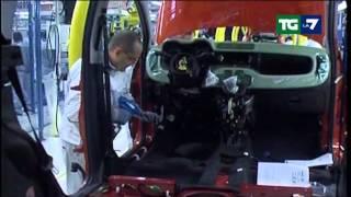 20121030 TGLa7 Marchionne manda in soffitta il marchio Lancia