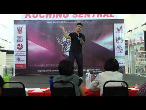 Sarawak Regional YoYo Contest 2015 Finger Spin Final 2nd Jacky Lee