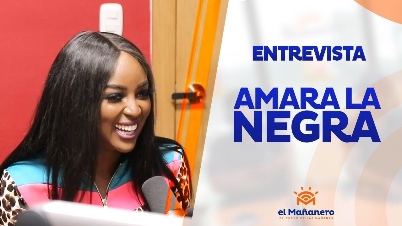 Entrevista a Amara la Negra 2019