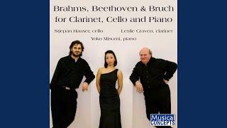 Clarinet Trio, Op. 11: III. Tema: Allegretto