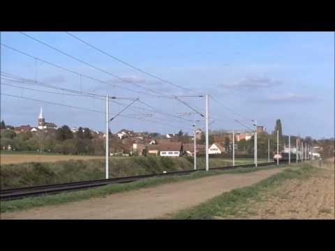 Trafic ferroviaire du 09 avril 2014 (DT 22200)