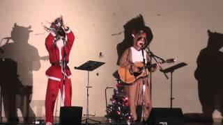 クリスマスライブ2013 8曲目 くずの「生きてることってすばらしい」です.