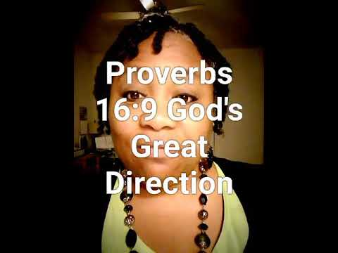 God's Great Direction