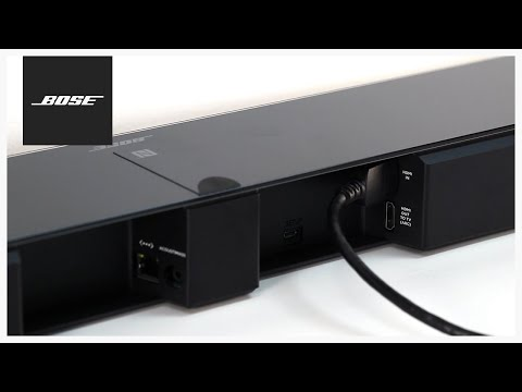Bose SoundTouch 300 - HDMI IN Direct Audio