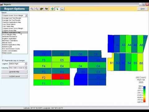 PAM Ultravit Vineyard Software