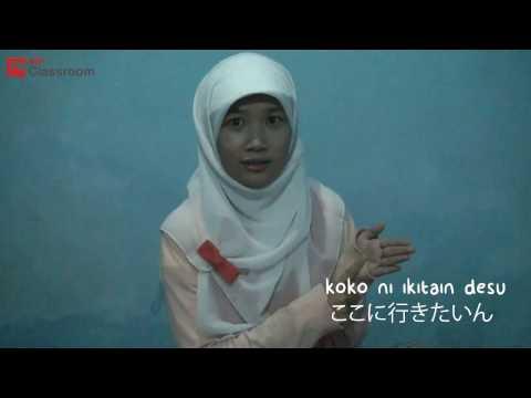 Belajar Bahasa Jepang bersama YUKI San (Part 2 Traveling)