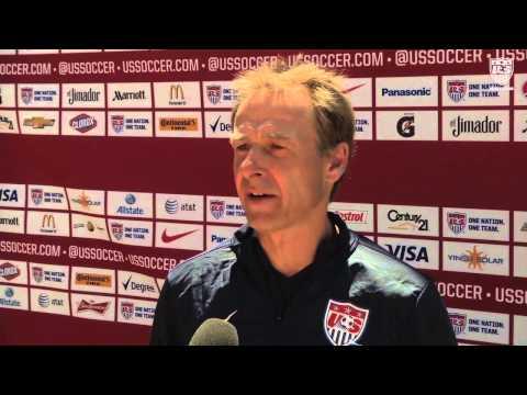 Jurgen Klinsmann Names 23-Man World Cup Roster