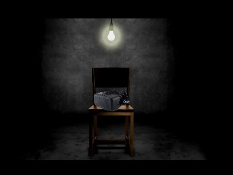 Chair In A Room: Oculus Rift Horror | Screaming Like A Little Girl!