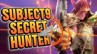 SECRET HUNTER Rise of Shadows Style! | Hearthstone