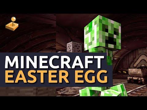 Borderlands 2 - Easter Egg - Secret Minecraft Area And Minecraft Skins