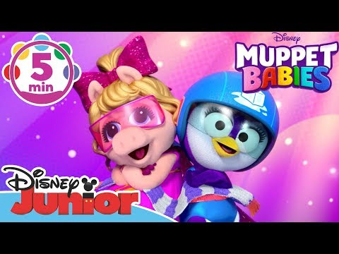 Muppet Babies | All The Songs! 🎶 | Disney Junior UK