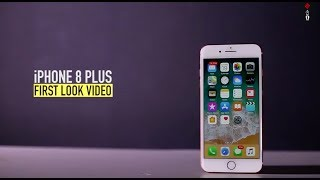 iPhone 8 Plus First Look thumbnail