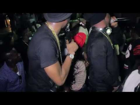 ORITSEFEMI UNVEILING PARTY WITH D'BANJ
