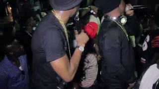 ORITSEFEMI UNVEILING PARTY WITH D