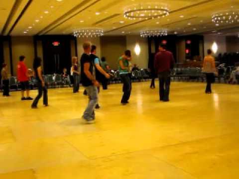 You 're Amazing - Guyton Mundy - 09/10: Guyton at Windy City workshop 2010 - You're Amazing,- Open dancing  - Music: