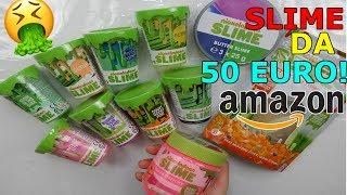SLIME DA 50 EURO AMERICANI COMPRATI DA AMAZON! COME SARANNO? Iolanda Sweets