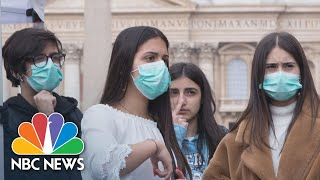COVID-19: How To Protect Yourself From The Coronavirus | NBC News NOW