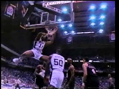 NBA Action 1994 - David Robinson Quadruple Double