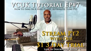 How To Sing In A Deep, Husky Authentic Tone Like Jaheim & Jazmine Sullivan - The Voice Coach