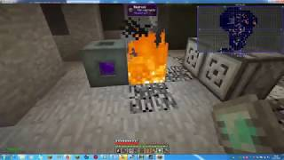 MineCraft 1.12.2 Applied Energistics Crafting CPU´s & ender io grains of infinity