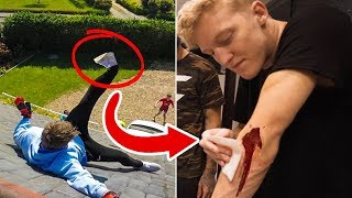 7 FORTNITE YouTubers Who BARELY ESCAPED ALIVE
