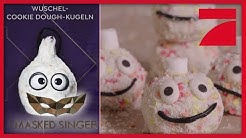 Wuschel Cookie Dough Kugeln   The Masked Singer   ProSieben