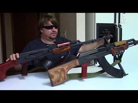 Kalashnikov RPK & RPK-74 Light Machineguns - AK History Part IV