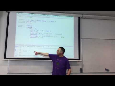 CS410 2017 Lecture 10 Natural Transformations and Monads